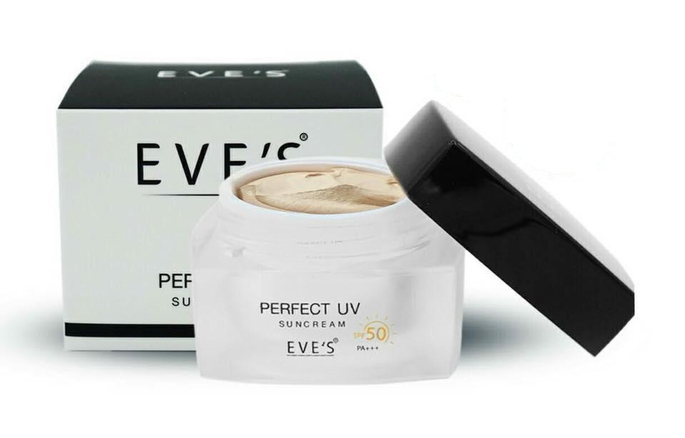 กันแดดอีฟส์ EVE'S SUNCREAM PERFECT UV CREAM SPF50 PA+++