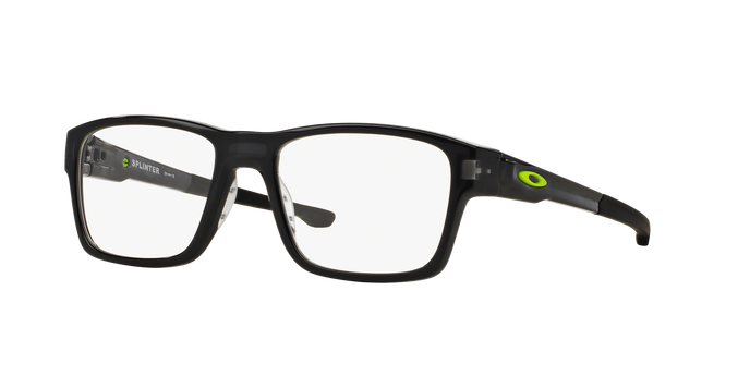Oakley OX8095-04 SPLINTER BLACK INK Clear