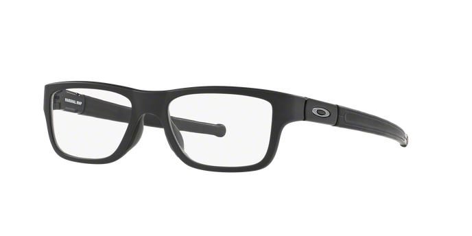 Oakley OX8091-01 SATIN BLACK Clear