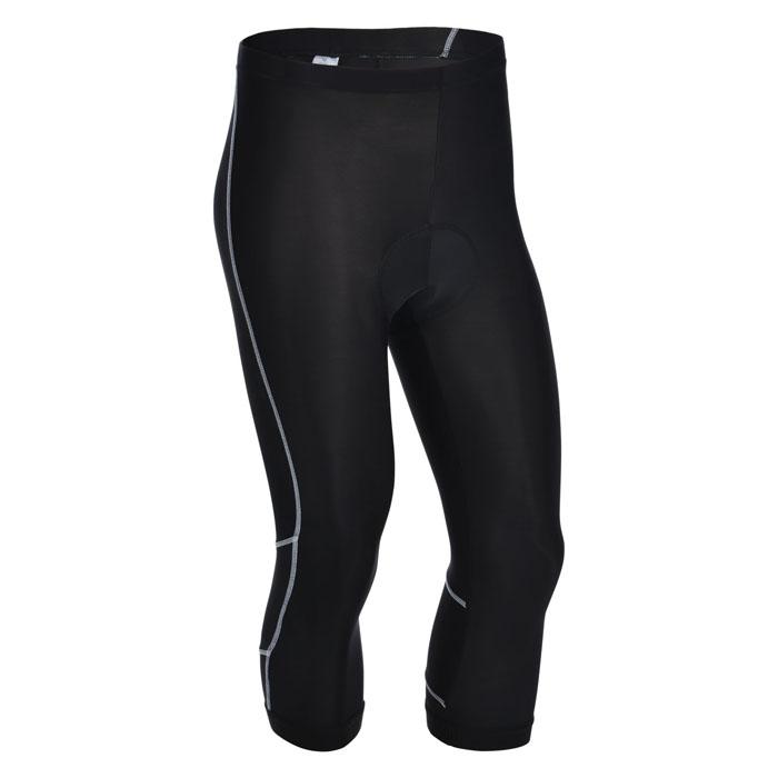 กางเกงปั่นจักรยานขายาว 3/4 Monton BLAZERS HERO Capri Black Cycling : 113127178