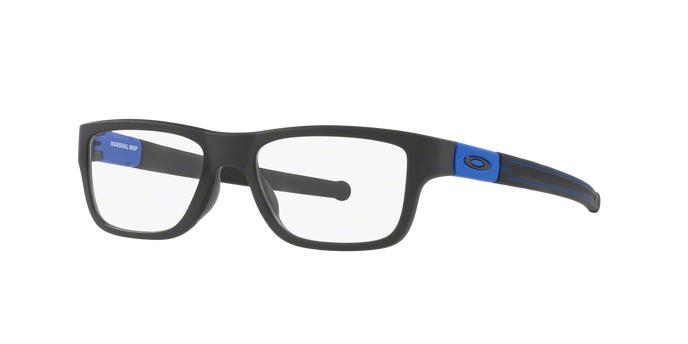 Oakley OX8091 809105 SATIN BLACK Clear