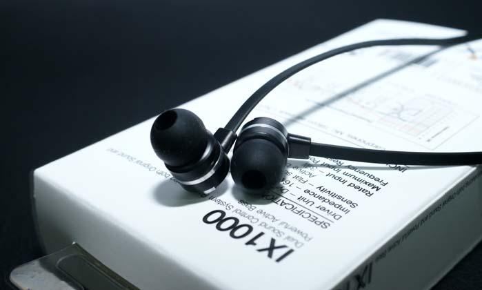 Muix IX1000 (สีดำ)
