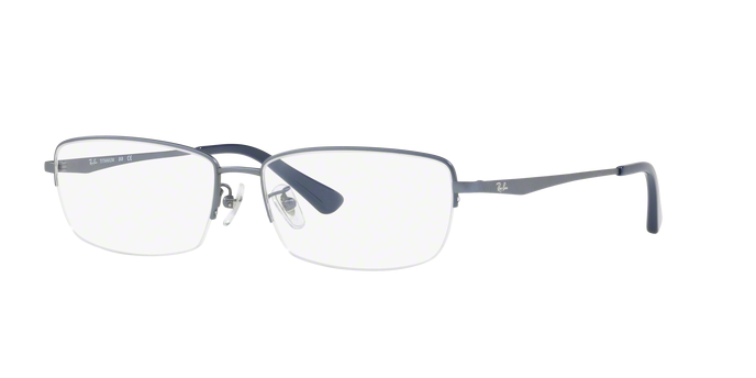 Ray-Ban RX8742D 1189 MATTE GREY BLUE