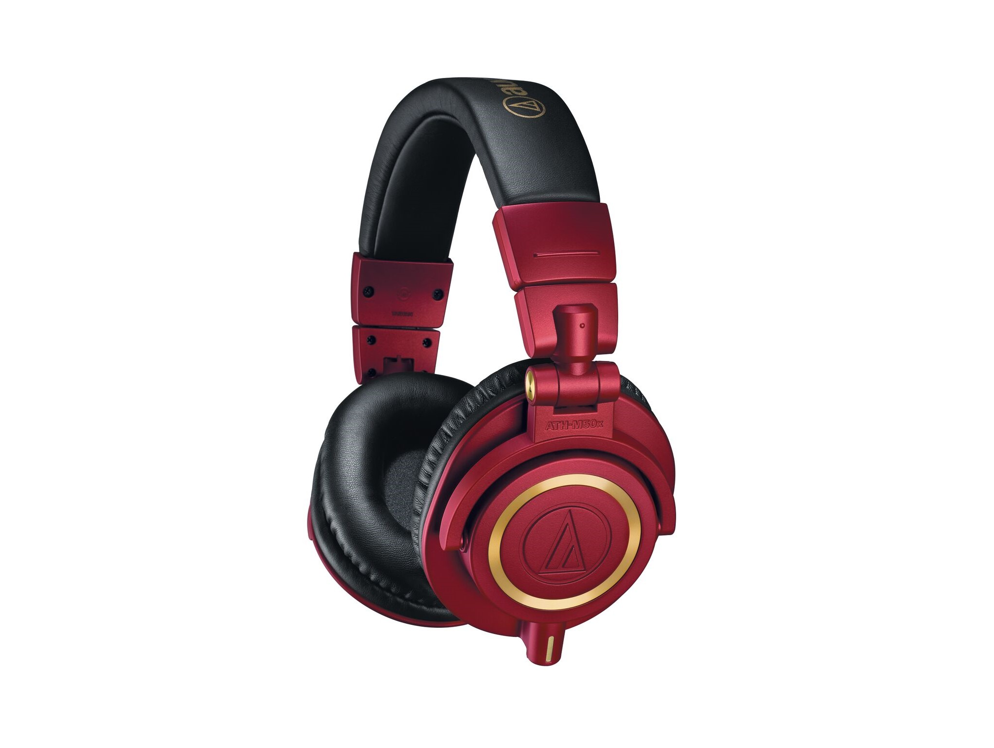 Audio Technica ATH-M50X Red Limited Edition