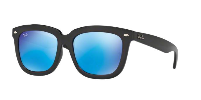 Ray Ban RB4262D 601/55 BLACK Blue Flash mirror