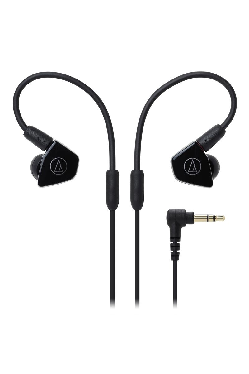 Audio Technic LS50is (สีดำ)