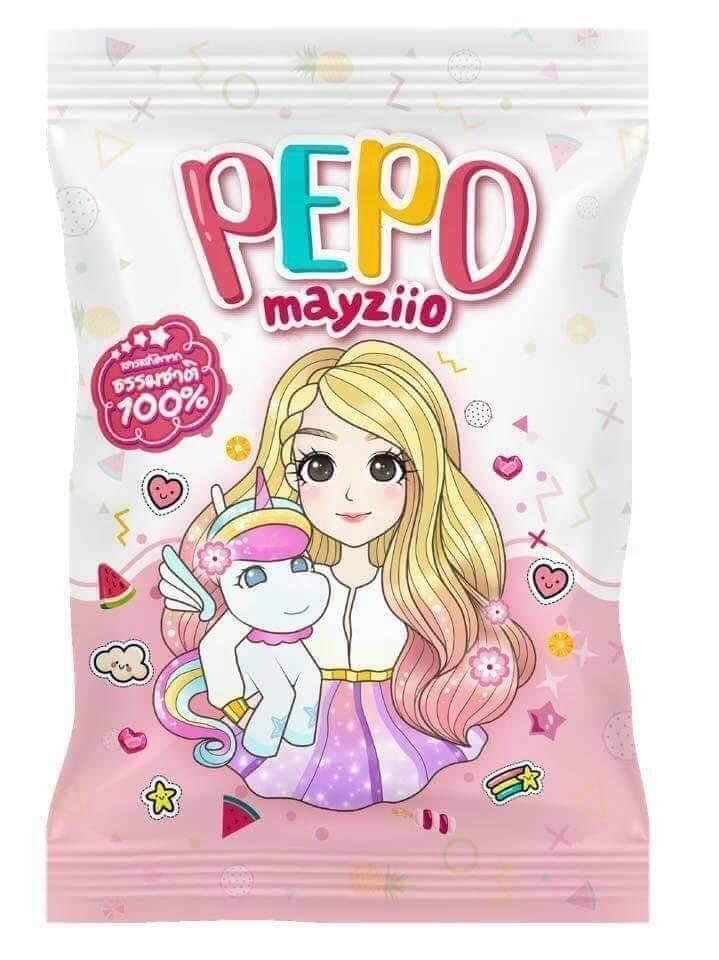 PEPO พีโป้ ลดน้ำหนัก by mayziio