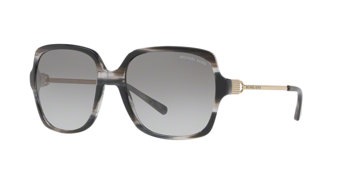 Michael Kors MK2053F 328911 BLACK HORN Grey Gradient