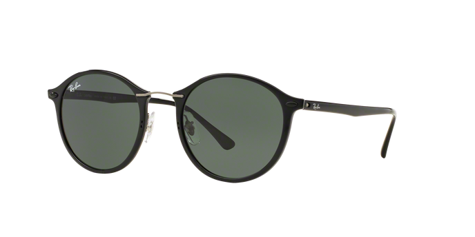 Ray Ban RB4242 601/71 Light Ray BLACK Grey Green