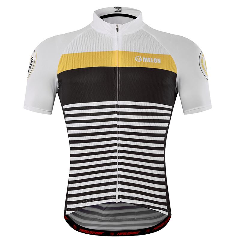 เสื้อปั่นจักรยานแขนสั้นแบรนด์ MELON : ML1701060