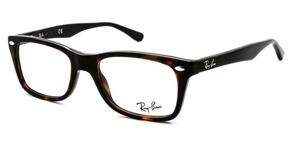 Ray Ban RX5228F 2012 Dark Havana Eyeglasses