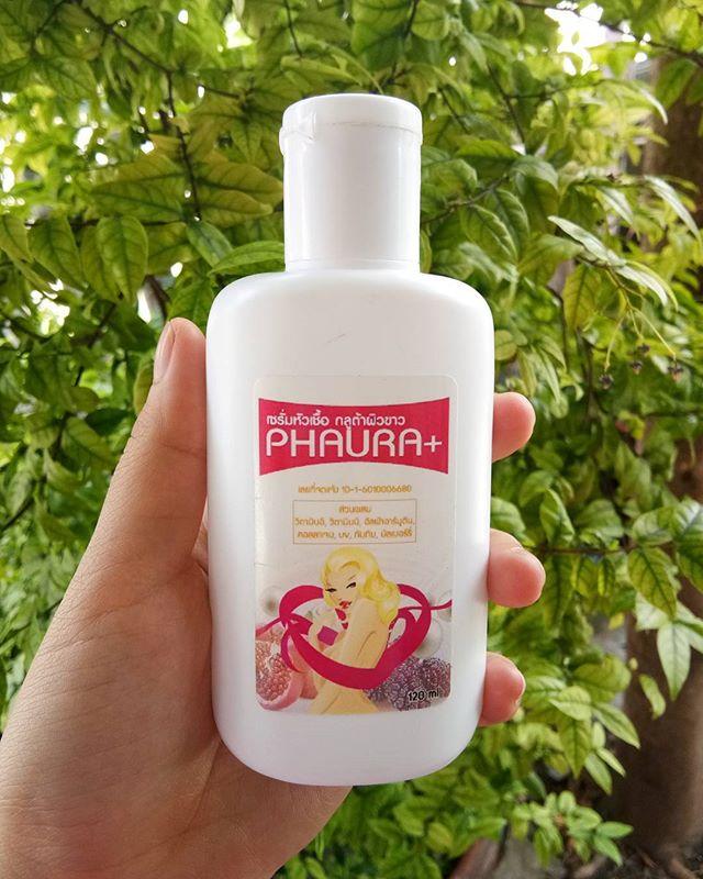 หัวเชื้อเภสัช เพอร่าพลัส PHAURA+