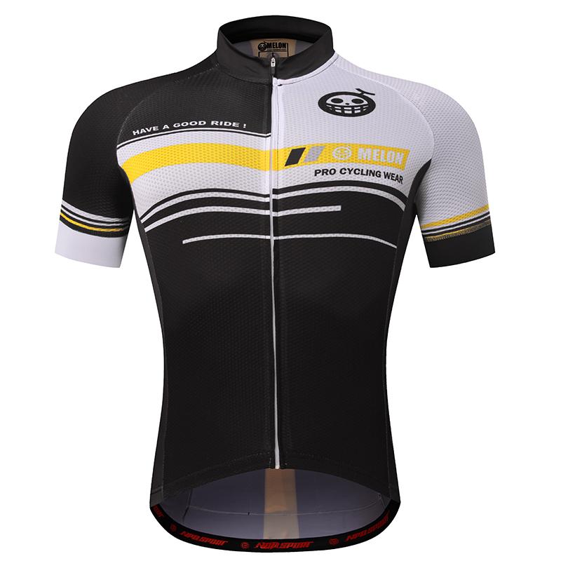 เสื้อปั่นจักรยานแขนสั้นแบรนด์ MELON : ML1701160