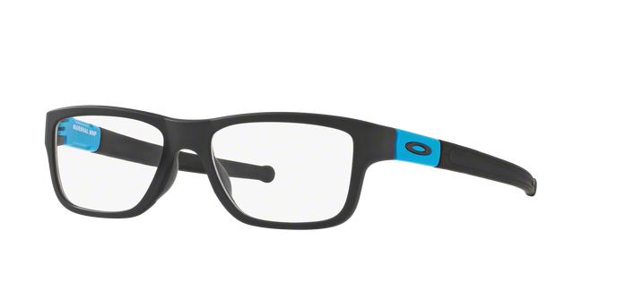 Oakley OX8091-04 SATIN BLACK Clear