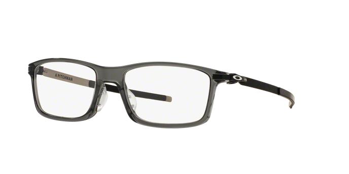 Oakley OX8096 809606 PITCHMAN GREY SMOKE Clear