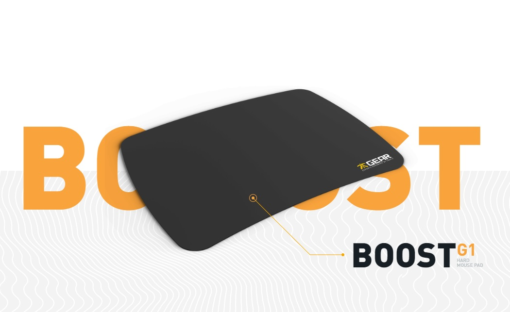FNATIC-Boost Control Mousepad (L)
