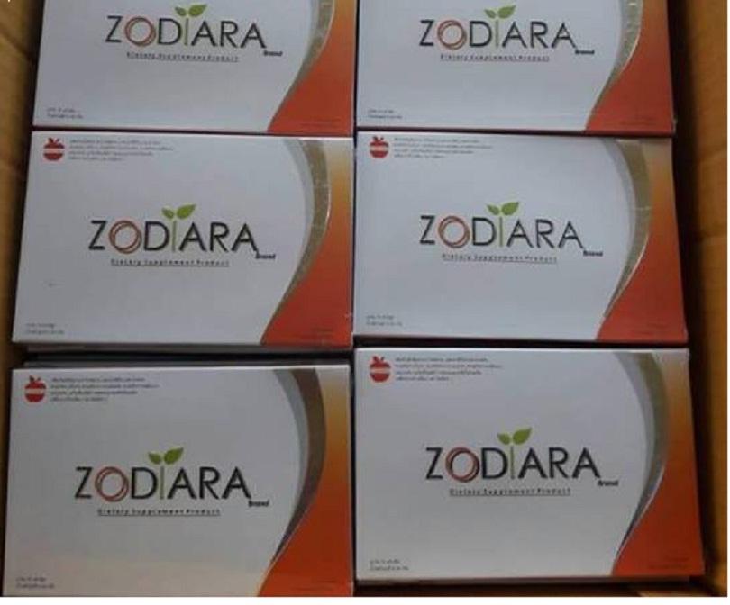 Zodiara โซเดียร่า อาหารเสริมลดน้ำหนัก