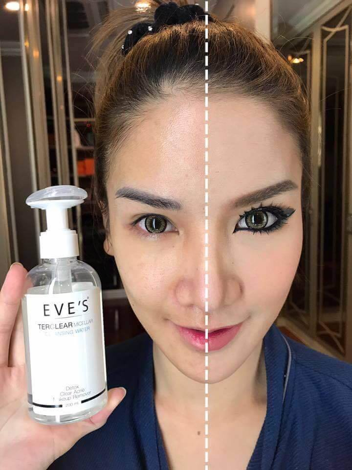 EVE's Ter Clear Micellar Cleansing Water (คลีนซิ่ง)