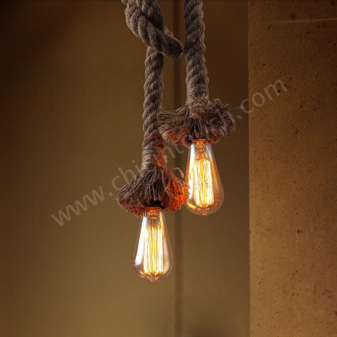 โคมไฟเชือก แขวนเพดาน รุ่น C26