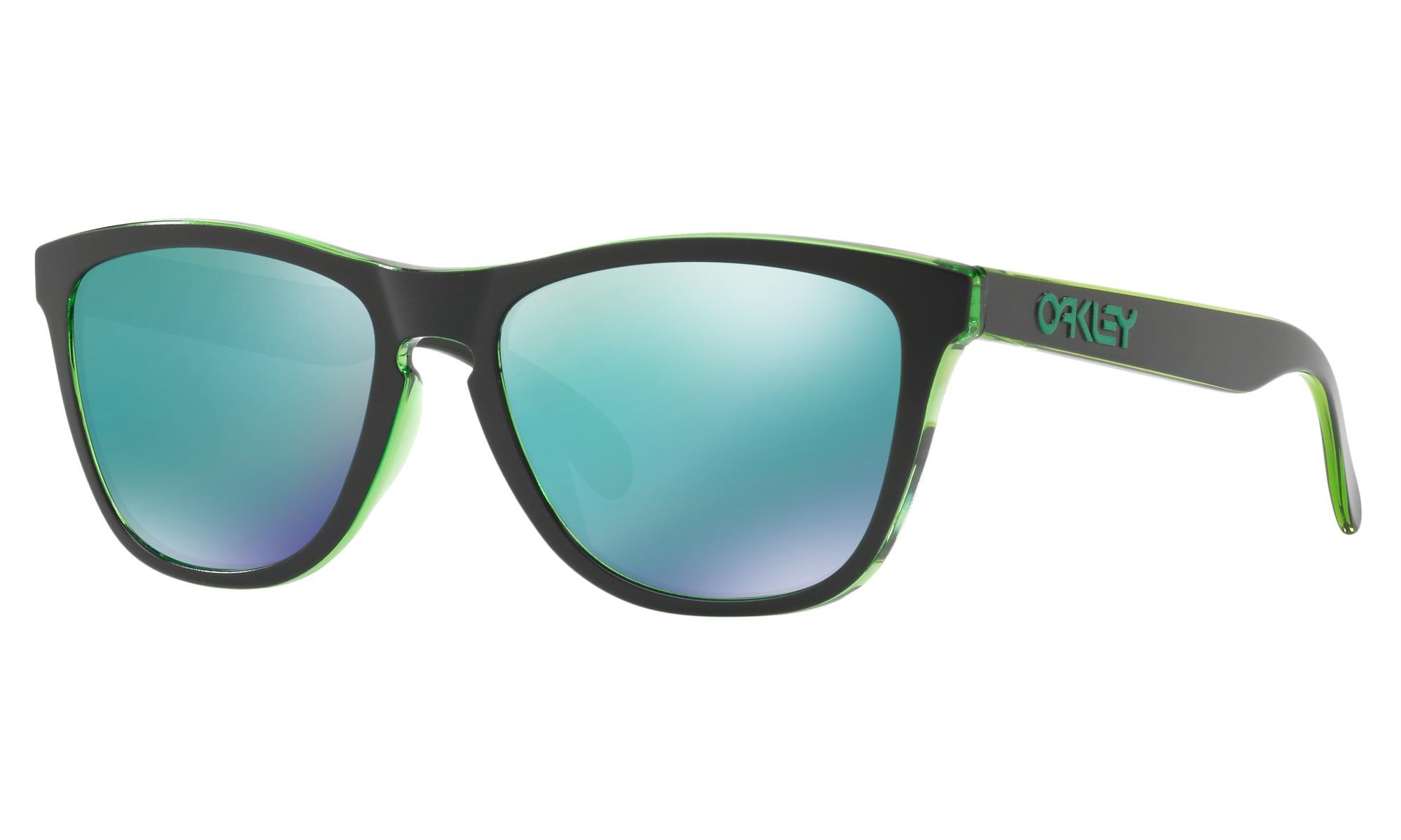 Oakley OO9245-47 Frogskins jade iridium