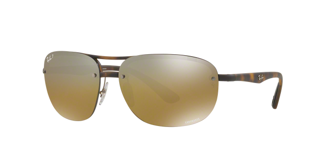 Ray Ban RB4275CH 894/A2 MATTE HAVANA Chromance polarized