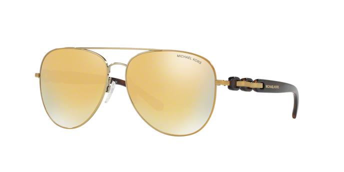 Michael Kors MK1015 11297P GOLD-TONE Liquid Gold