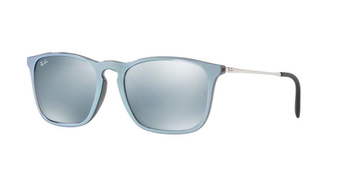Ray Ban RB4187F 631930 GREY MIRROR FLASH GREY Standard