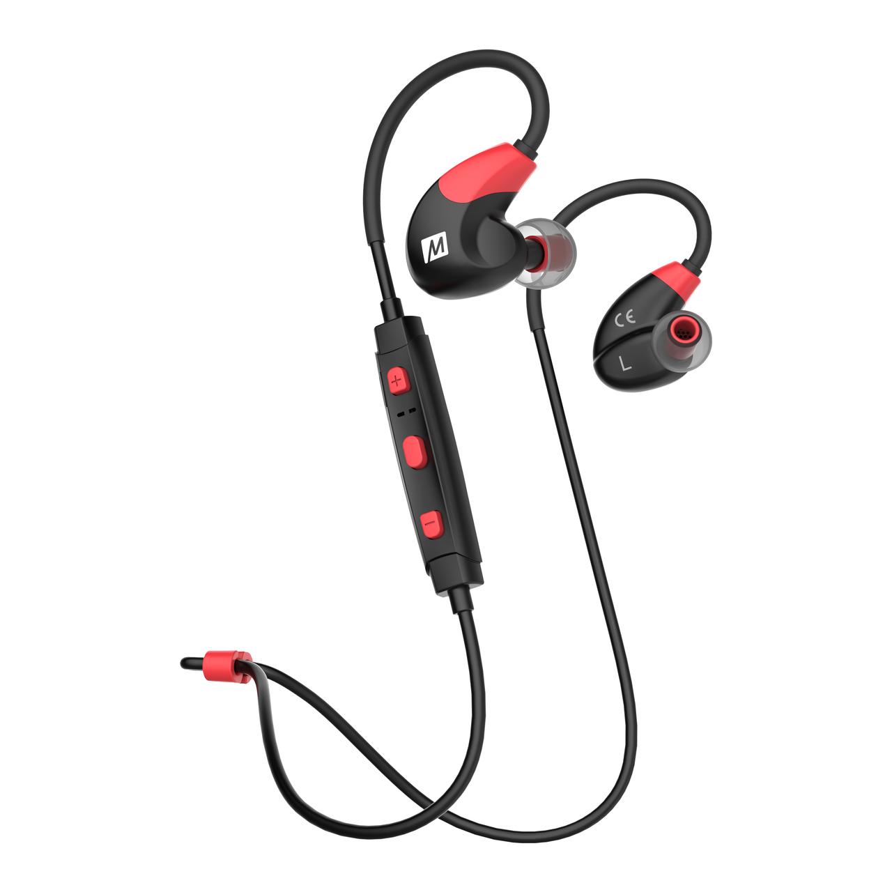 MEE Audio-X7 (แดง/ดำ)