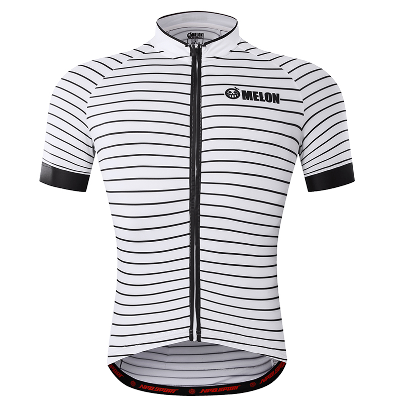 เสื้อปั่นจักรยานแขนสั้นแบรนด์ MELON : ML1701110