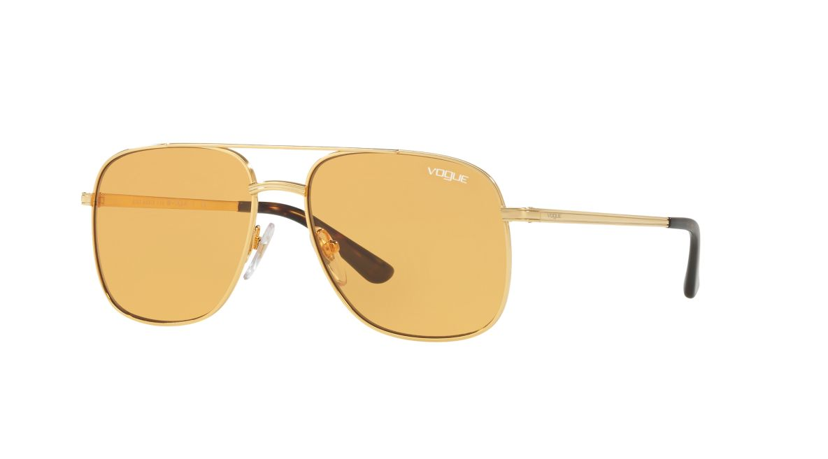 Vogue VO4083S Orange/Gold Special Collection Designed by Gigi Hadid
