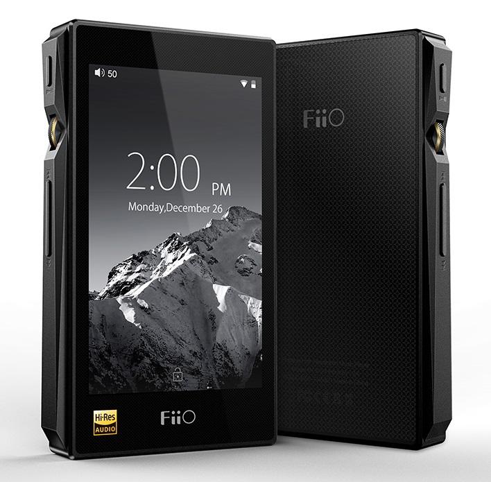 FiiO X5III Gen3 (สีดำ)