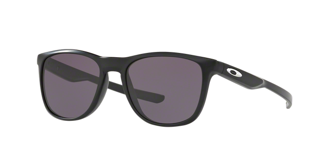 Oakley OO9340-01 MATTE BLACK Warm Grey