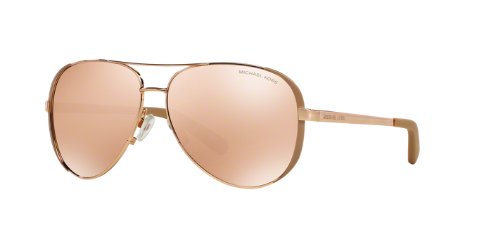 Michael Kors MK5004 1017R1 Rose Gold Flash