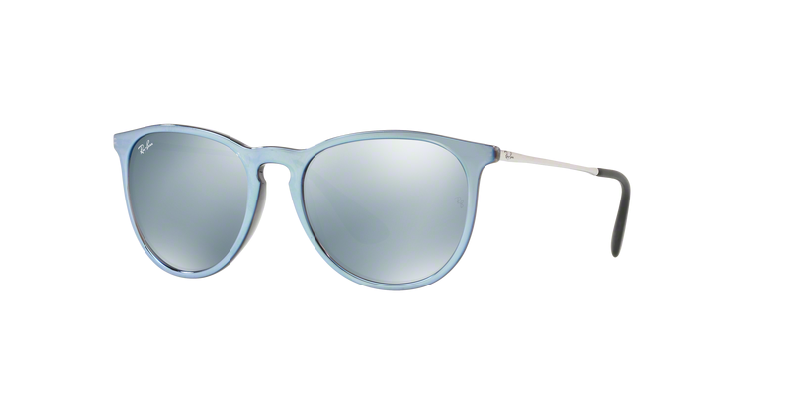 Ray-Ban Erika RB4171F 631930 Grey Mirror Flash