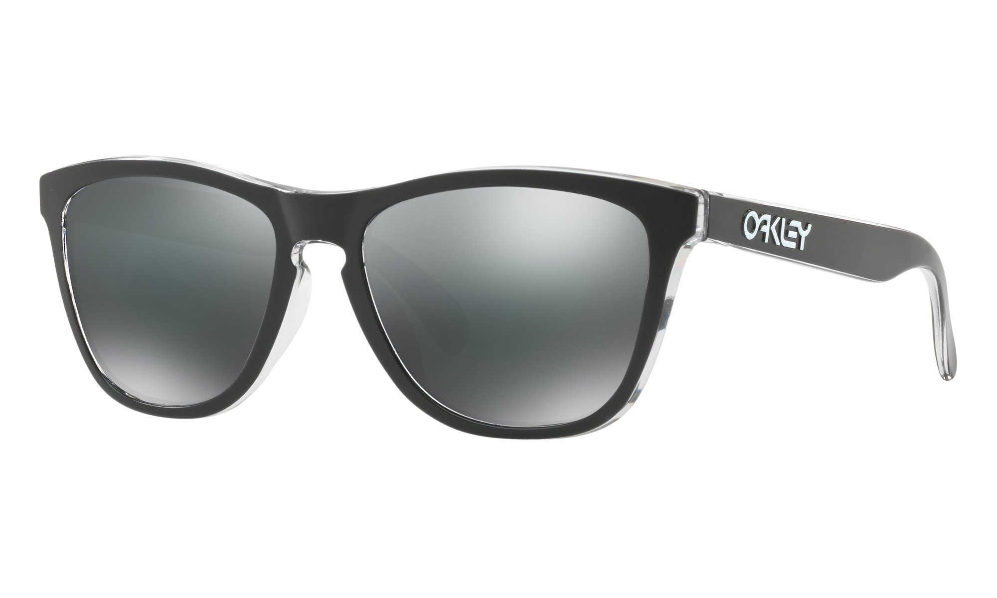 OAKLEY FROGSKINS OO9245-49 Black Iridium (Asian fit)