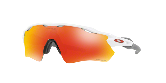 Oakley OO9208 920872 POLISHED WHITE Prizm Ruby