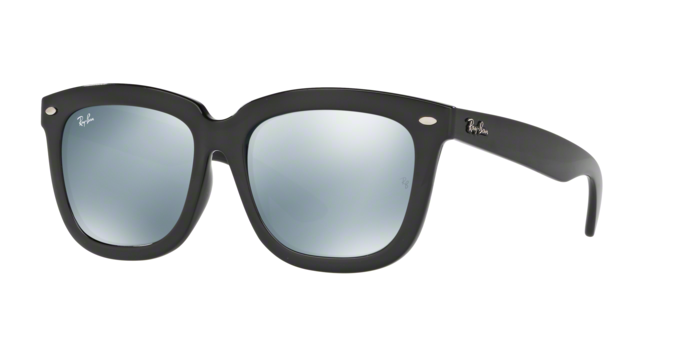 Ray Ban RB4262D 601/30 BLACK Silver mirror