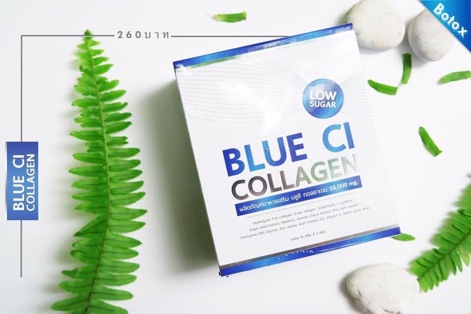 บลูชิคอลลาเจน Blue Ci Collagen