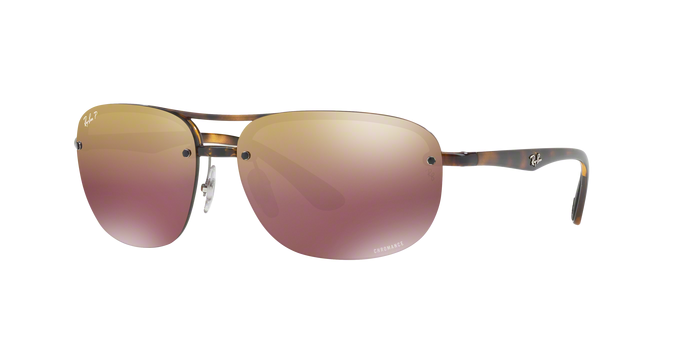 Ray Ban RB4275CH 710/6B HAVANA Purple Chromance polarized