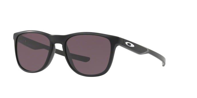 Oakley OO9340-12 MATTE BLACK Prizm Grey