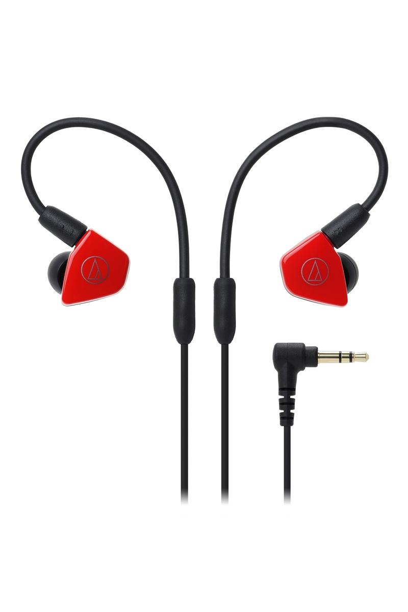 Audio Technic LS50is (สีแดง)