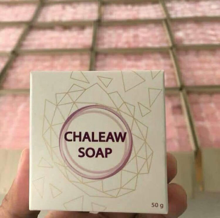 สบู่ชะเหลียว CHALEAW SOAP