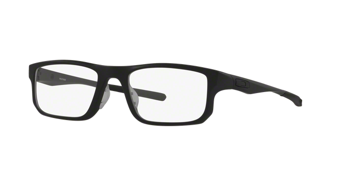 Oakley OX8066-01 SATIN BLACK Clear