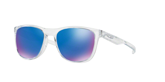 Oakley OO9340-05 POLISHED CLEAR Sapphire Iridium Polarized
