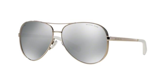 Michael Kors MK5004 1001Z3 Silver Mirror Polarized