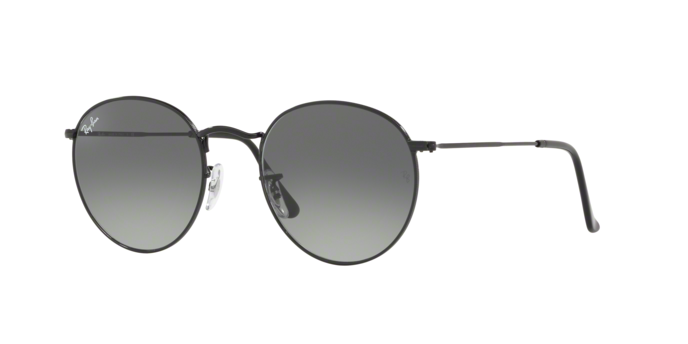 Ray-Ban RB3447N 002/71 Black Frame Grey Gradient