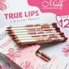 True Lips Liner Pencil ทรู ลิปส์ ไลเนอร์ เพนซิล ดินสอเขียนขอบปาก