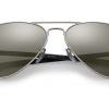 Ray-Ban RB8317CH 003/5J Carbon Fibre Mirror Chromance Polarized
