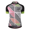 เสื้อปั่นจักรยานแขนสั้นหญิงแบรนด์ MELON : ML1703020