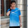 ชุดแบดมินตัน เสื้อแบดมินตัน YONEX สีฟ้า : 400